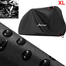Fahrrad Abdeckung XL Wasserdicht UV Schutz Motorradplane Abdeckplane Garage
