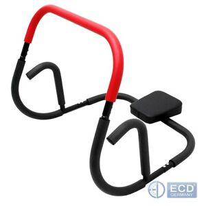 Bauchtrainer AB Roller Trainer Fitness Bauchmuskeltrainer Fitnessgerät Sit Up