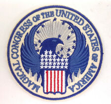 """Magical Congress of the United States of America 3.5"""" Tall Patch (HPPA-FB-01)"""