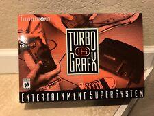 TurboGrafx-16 Mini Game Console (No Controller)- NEW Open Box **FREE Shipping