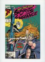 Ghost Rider Blaze Spirits of Vengeance Vol 1 #2 Marvel Comics