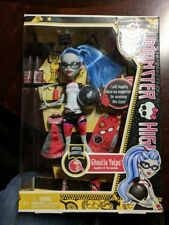 Monster High GHOULIA YELPS Classroom Doll PHYSICAL DEADUCATION  New In Box READ
