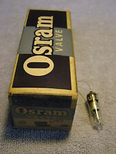 VINTAGE OSRAM u43. valvola/tube. NUOVO VECCHIO STOCK.