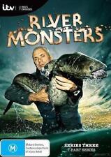 River Monsters SERIES Season 3 : NEW DVD