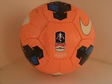 Official FA CUP matchball - match used NIKEINCYTE 2013-2014
