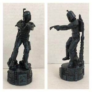 Star Wars Saga Edition Chess Jango Fett Knight Replacement Part Cake Topper