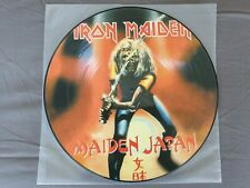 Iron Maiden Japan picture disc