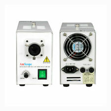 Amscope Hl250 A 150w Fiber Optical Microscope Illuminator Light Box