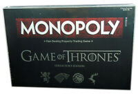 Usaopoly, Monopoly Game of Thrones Edition, New and Sealed