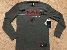 NWT NBA UNK Miami Heat Long Sleeve Thermal Shirt Men's S MSRP $35