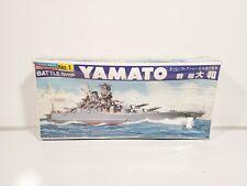 Bandai   1/2000 Battleship Yamato   Navy Collection #1   Plastic Model   SEALED