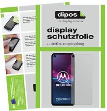 Schutzfolie für Motorola One Action Display Folie matt Displayschutzfolie
