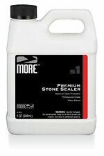 Professional Grade Premium Stone Sealer For Granite / Marble / Stone (1 Quarts)