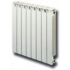 Elemento termosifone radiatore alluminio riscaldamento h.500 Mitos bianco
