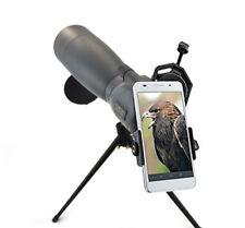 Visionking 20-60x80 Spotting scope Waterproof Rubber & Tripod Phone Adapter