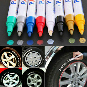 Acrylic Paint Marker Pens Permanent For Glass ,Plastic, Fabric, Stone, wood etc