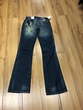 Firetrap twisted seam ladies jeans. W28 L34       10