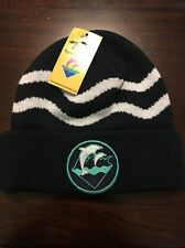 EXCLUSIVE PINK DOLPHIN WAVES BEANIE 100% AUTHENTIC NEW SOLD OUT!!