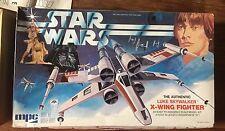 MPC 1978 Fundimensions STAR WARS Luke Skywalker X-Wing Fighter