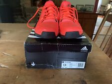 Adidas Dame 1 Solar Red Size 14