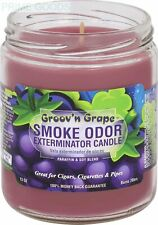 Smoke Odor Exterminator by Smokers Candle, 13 oz, Variations Available