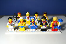 LEGO 8909 - Team GB Collectible Minifigures - Complete Set of 9