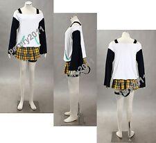 High Quality Rosario and Vampire Mizore Shirayuki Cosplay Costume
