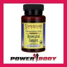 Swanson - Resveratrol Complex - 60 caps