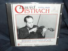 Brahms/Mozart-Concertos-David Oistrach/Nussio