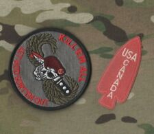 1ST SPECIAL SERVICES FORCE FSSF JTF2 DEVIL'S BRIGADE iron-on PATCH+ Kill 'em All