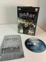 Harry Potter and the Order of the Phoenix - PC - DVD-ROM - VERY GOOD