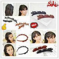 Professional Hairpin Double Layer Bangs Clip Hairstyle Hairpin Fashion Hairpin