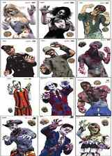 12 Large Full Size Zombie Shooting Targets Pistol ,Rifle Airsoft