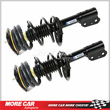Both 2 Front Strut Coil Spring Shock Mount Assembly fit 97-05 BUICK CENTURY 3.6L