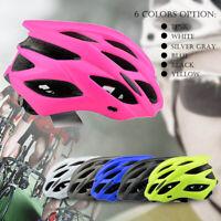 1PC Cycling MTB Road Bike Helmet Ultralight Bicycle Safety Helmet &Tail Light