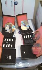 lot of golden tee arcade update disks and assorted chips