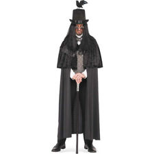 Mens Night Stalker Gothic Costume size Standard