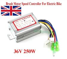36V 250W Brush Motor Speed Controller For Electric Bike E-bike Bicycle Scooter