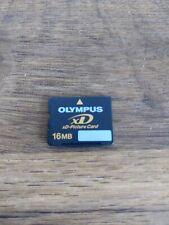 16MB Olympus XD Memory Card Type M For Fuji/Olympus .