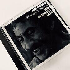 Jim Croce  Photographs & Memories His Greatest Hits CD USA 1985 Operator