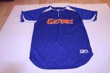Men's Florida Gators M Baseball Jersey (Royal Blue) Russell Athletic Jersey