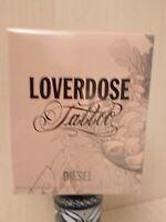 LOVERDOSE Tattoo Diesel 75 ml Eau de Parfum Spray EDP Vintage