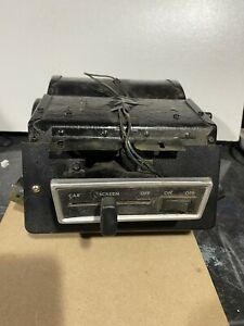 Classic Mini Refurbished Heater with New Matrix
