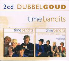 Dubbelgoud Time Bandits Doppel-CD Neu