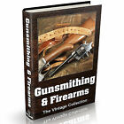 Gunsmithing Firearms & Guns - MASSIVE 125 Vintage Books on DVD Pistols & Rifles