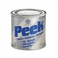 Peek Premium Metal Polish - 250ml Tin