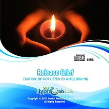 Release Grief & Loss Hypnosis Self Help Audio CD - Spoken & Sound Hypno therapy