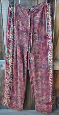ART TO WEAR 4 PANT IN ALL NEW CHESTNUT BY MISSION CANYON,ONE SIZE, NWT!,