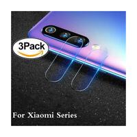 [3 Pezzi] Per Xiaomi Mi 9 - Pellicola Fotocamera Protezione Vetro Temperato