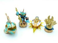 Skylanders SuperChargers Sea Trophy Sun Runner Deep Dive Gill Grunt Reef Ripper